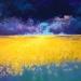 Schilderij-Koolzaad-en-lucht-100x100cm-olieverf-op-doek