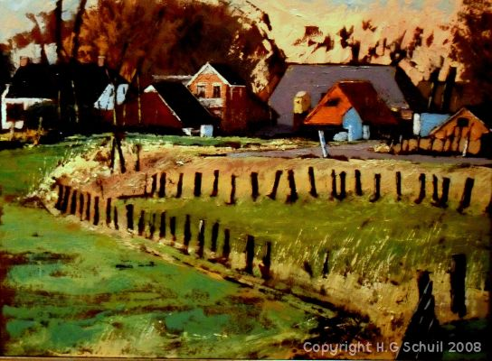 Gerald Schuil (Groningen, 1956)