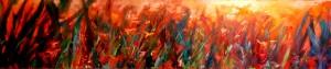 Schilderij december 2012 online
