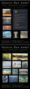 Zondag 13 januari opent Max van den Berg een tentoonstelling met o.a werk van Gerald Schuil