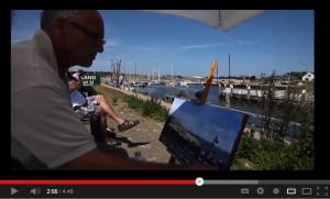 Video: Gerald Schuil aan het werk.