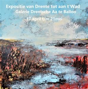 """""""Van Drenthe tot aan 't Wad""""."""